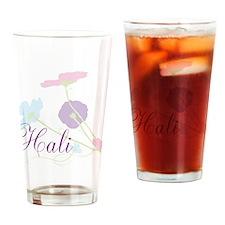 Hali1 Drinking Glass