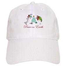Peace on Earth Baseball Cap