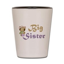 Hip Kitty Big Sister 4 Shot Glass