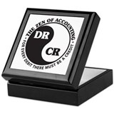 Zen of Accounting Keepsake Box