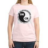 Zen of Accounting Women's Pink T-Shirt