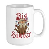 Big Sister Fluffy Pup 4 Mug