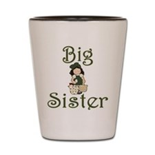 Big Sister Country Girl Hen Shot Glass