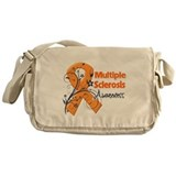 Awareness Multiple Sclerosis Messenger Bag