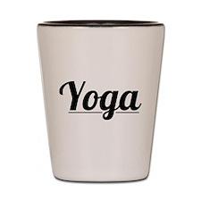Yoga Classic Shot Glass