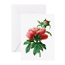 Pierre-Joseph Redoute Botanical Greeting Cards (Pk
