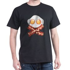 Skull and Bacon T-Shirt