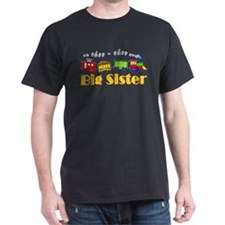 Big Sister Choo Choo Train T-Shirt