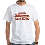 Meat Candy White T-Shirt