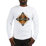 Native American Mandala 05 Long Sleeve T-Shirt