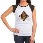 Native American Mandala 05 Women's Cap Sleeve T-Sh