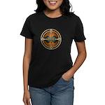Native American Mandala 05 Women's Dark T-Shirt
