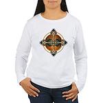 Native American Mandala 05 Women's Long Sleeve T-S