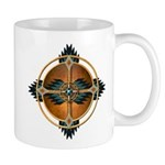 Native American Mandala 05 Mug