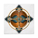 Native American Mandala 05 Queen Duvet
