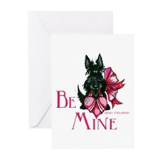 Scottish Terrier Valentine Cards (Pk Of 10