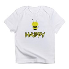 Bee Happy Infant T-Shirt