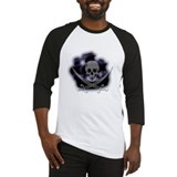 Pirate Ghost Ship Baseball Jersey