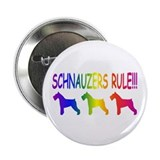 "Schnauzer 2.25"" Button (100 pack)"