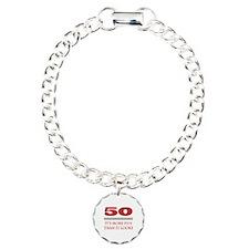 50 Is Fun Bracelet