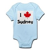 I Love Sydney Infant Bodysuit