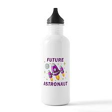 Future Astronaut (Girl) - Water Bottle