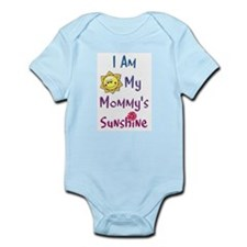 I Am My Mommy's Sunshine Infant Bodysuit