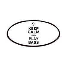 Keep Calm and Play Bass Patches