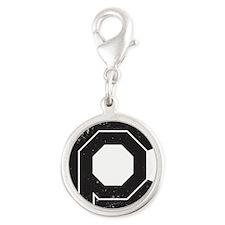 OCP Silver Round Charm