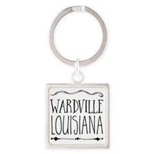 West Hollywood US Flag Large Oval Pet Tag