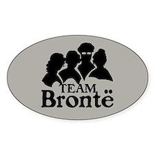Team Bronte Stickers