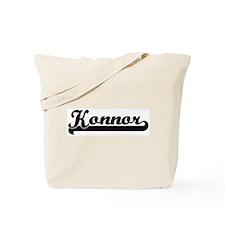Black jersey: Konnor Tote Bag