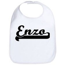 Black jersey: Enzo Bib