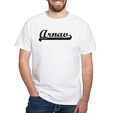 Black jersey: Arnav Shirt