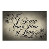 i-scorn-your-idea-of-love_12x18.jpg Postcards (Pac