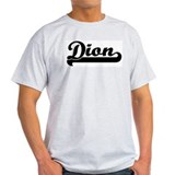Black jersey: Dion Ash Grey T-Shirt