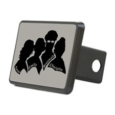 Bronte Silhouette Hitch Cover