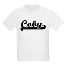 Black jersey: Coby Kids T-Shirt