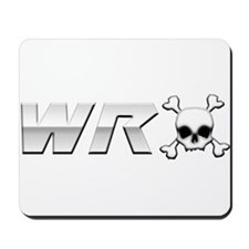 WRX Scull Mousepad
