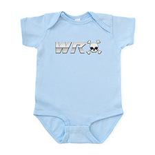 WRX Scull Infant Bodysuit