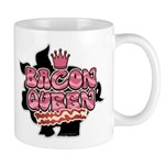 Bacon Queen Mug