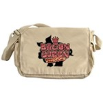 Bacon Queen Messenger Bag
