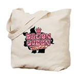 Bacon Queen Tote Bag