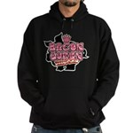 Bacon Queen Hoodie (dark)