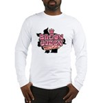 Bacon Queen Long Sleeve T-Shirt