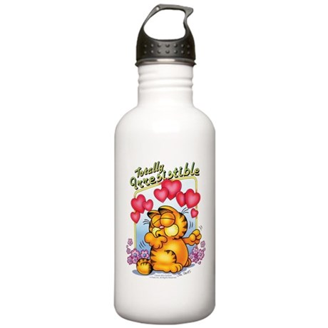Totally Irresistible! Stainless Water Bottle 1.0L
