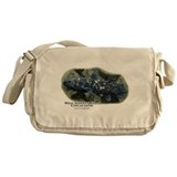 West Indian Ocean Coelacanth Messenger Bag