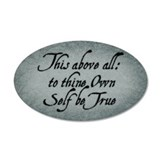 to-thy-own-self-be-true_12x18.jpg Wall Decal