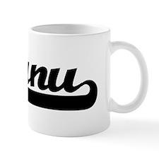 Black jersey: Keanu Mug