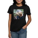 Hyacinth Macaw - Pam Women's Dark T-Shirt